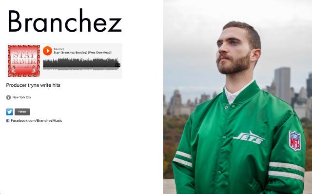 Branchez-Music