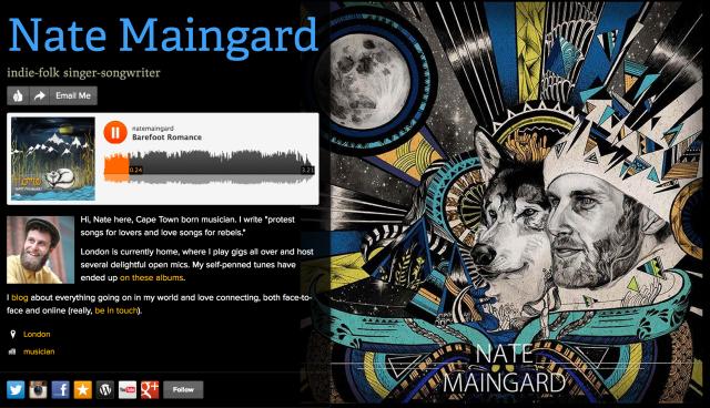 Nate Maingard