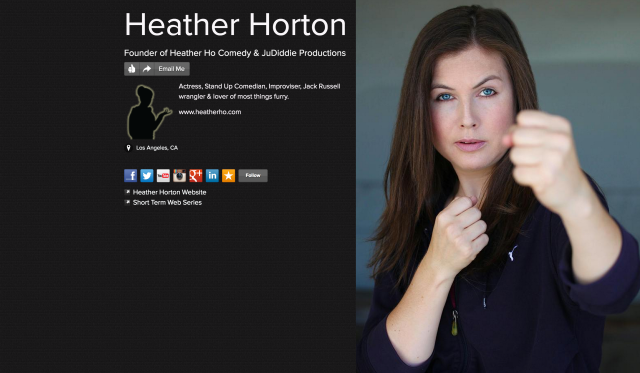 Heather Horton on about.me