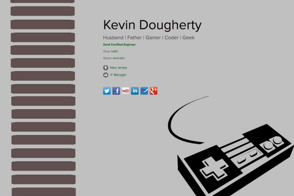 Kevin Dougherty on about.me