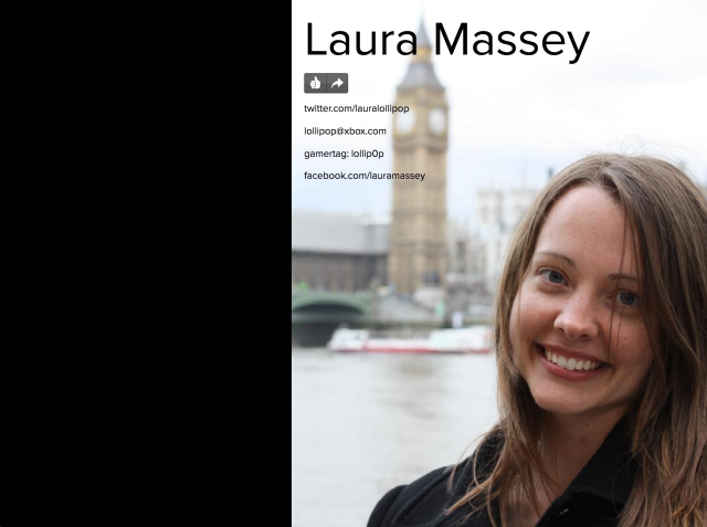 Laura Massey on about.me