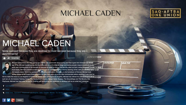 michaelcaden on about.me