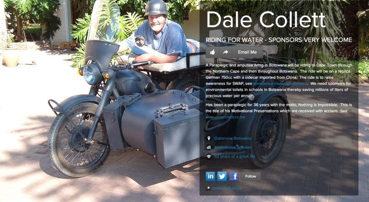 Dale Collett