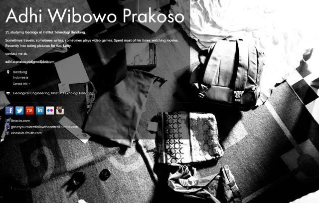 Adhi Wibowo Prakoso