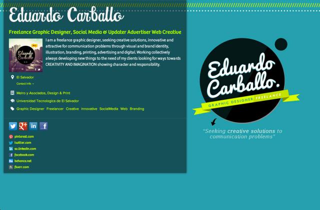 eduardo carballo on about.me
