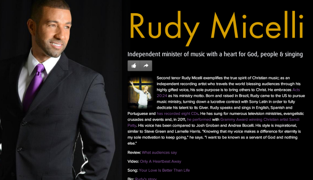 http://about.me/rudymicelli