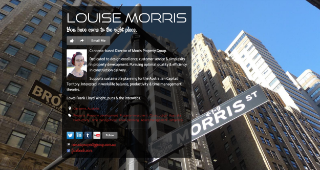 http://about.me/Louise.Morris