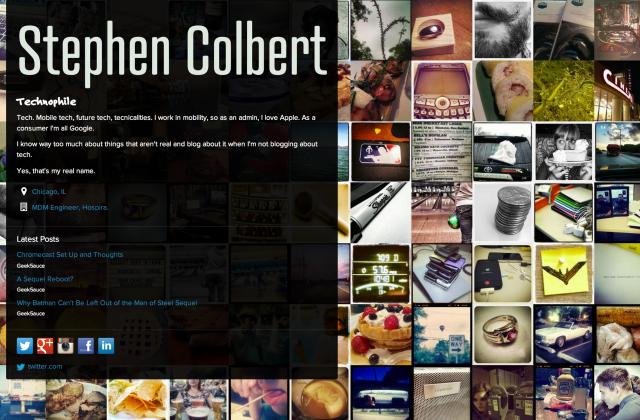 Stephen Colber