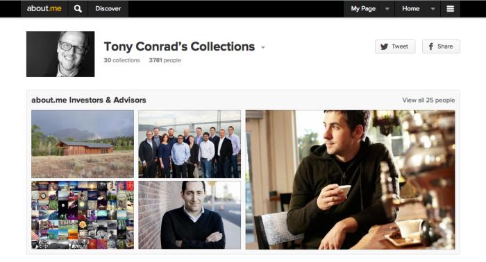 Tony Conrad's Collections