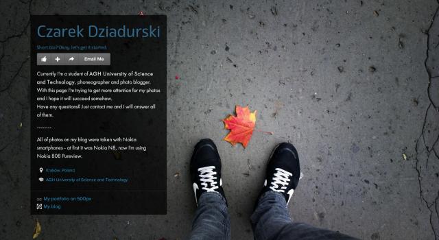 http://about.me/cdziadurski