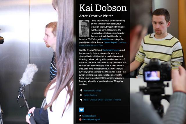 kai.dobson on about.me