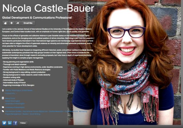 Nicole Castle-Bauer