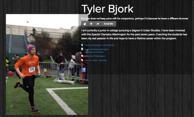Tyler Bjork