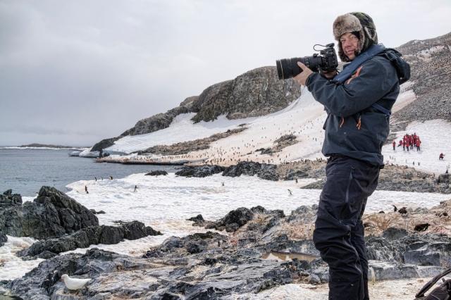 Chris Michel Antarctica