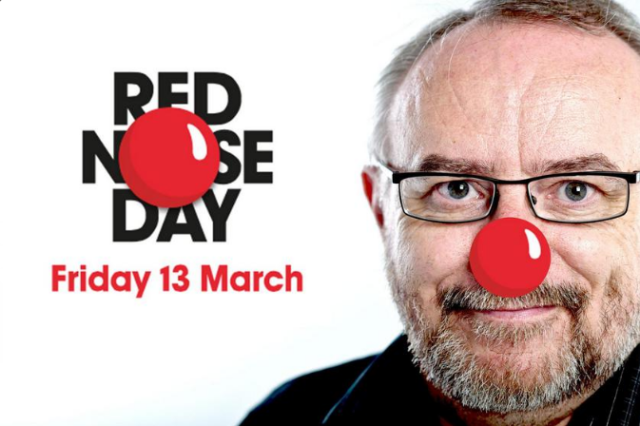John Eccles on about.me red nose day
