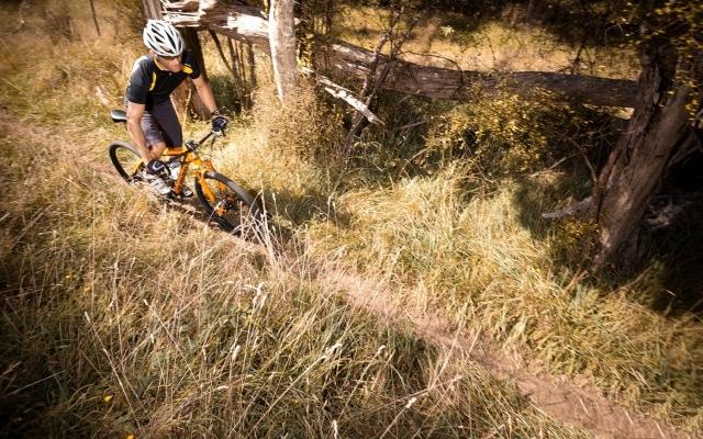 JP Tobin biking