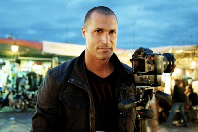 Nigel Barker on about.me